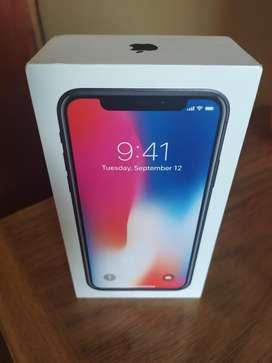 iPhone X D 256gb