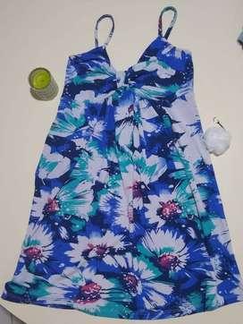 vestido playa