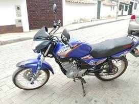 Yamaha ybr modificada