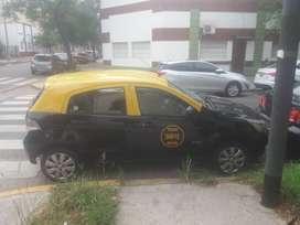Vendo taxi o permuto