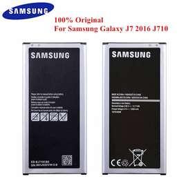 Bateria Original Samsung J7 2016 J7  J710 Original