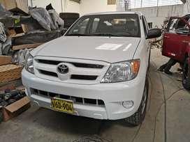 Toyota Hilux 2.5 4x4
