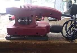 Lijadora Karson como nueva