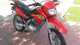 HONDA RX 125 DIC 2015 IMPECABLE 9 MIL KMS!!!