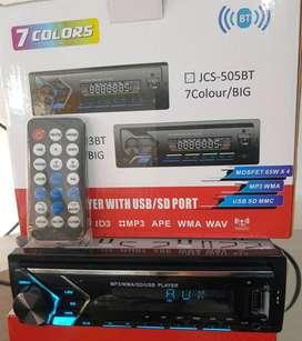 !OFERTA!! Radio para carro con Bluetooth, USB y mas