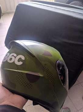Vendo o cambio casco shox en buen Estado talla xl