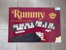 Juego de Rummy línea de lujo