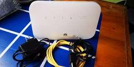 Router módem 4G LTE HUAWEI para casas o vehiculos