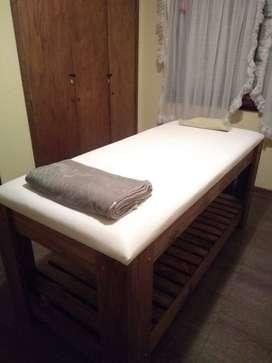 Alquiler Gabinete para masajes, esteticista