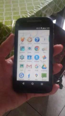 Motorola E 2000$ está rota la pantalla pero anda perfecto