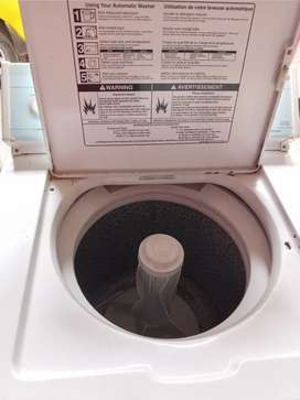 Ganga hermosa lavadora whirlpool americana