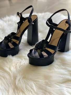 Zapatos americanos y studio f originales
