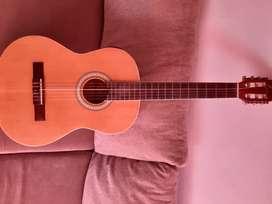 Guitarra electroscustica Elvira Alonso N39