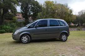 Chevrolet Meriva Gl Plus 2011.