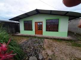 Casa en venta (Mera - Pastaza)