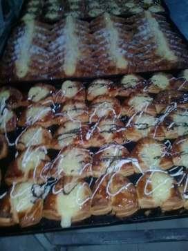 Busco trabajo he trabajado en panaderia soy horneador