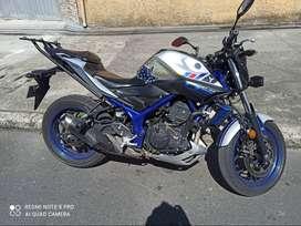 Vendo o permuto Yamaha MT-03 - Único dueño, incluye algunos extras