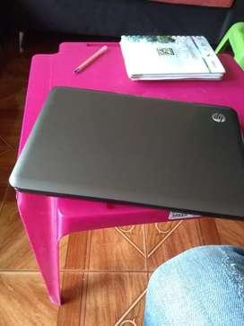 Se vende una laptop cori hp