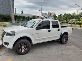 Vendo full equipo camioneta diesel great well