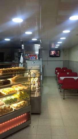 Se vende Panadería, COMPLETAMENTE REMODELADA,   barrio Francisco José de Paula