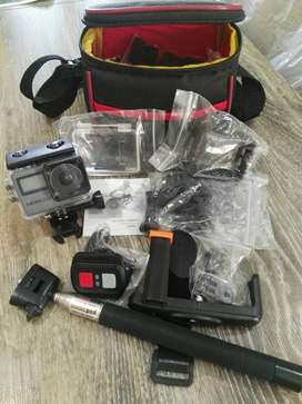 Vendo video camara hero 6 4k nueva