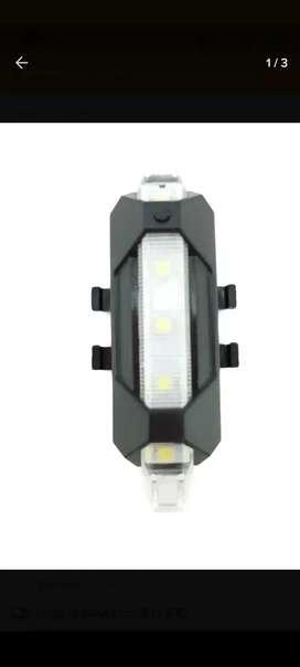 Luz LED recargable