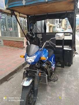Vendo moto carro en bueestadon por motivo de viaje