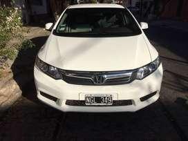 Honda Civic 2013 lxs AT   Km 87000
