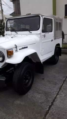 Toyota FJ 40 4*4