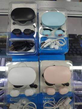 Audifonos A6s Tws AirPods Recargable Bluetooth 5.0 Mini +obs