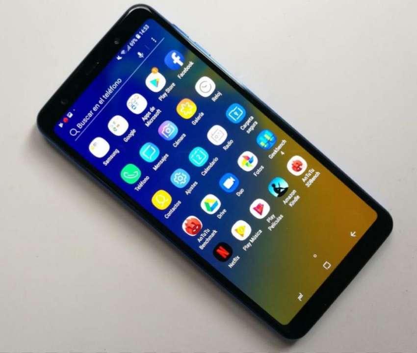 Galaxy A7 2018 0