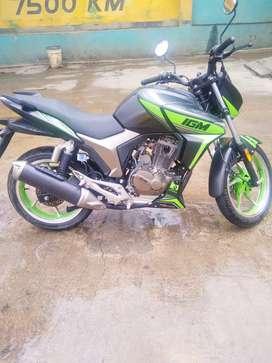 Moto Igm Wind 200cc