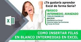CLASES CURSO EXCEL PERSONALIZADO, CURSO DE EXCEL EN LIMA, CURSO EXCEL ONLINE PARA EMPRESAS, CURSO EXCEL CON CERTIFICADO