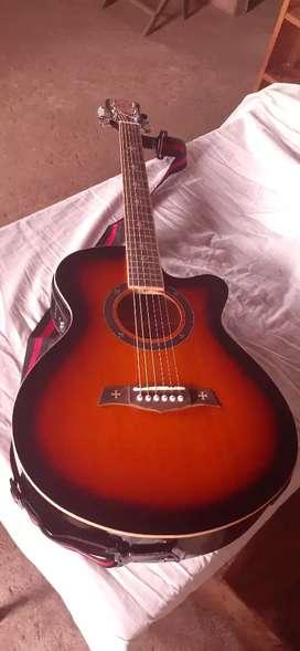 Guitarra Crusaider