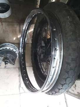 Partes de moto 110