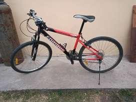 Bicicleta Enrique Weekend como nueva 21V