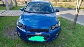 Chevrolet azul 65 mil km en excelente estado