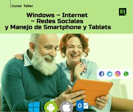 CLASES VIRTUALES :COMPUTACIÓN & MANEJO DE SMARTPHONE Y TABLETS