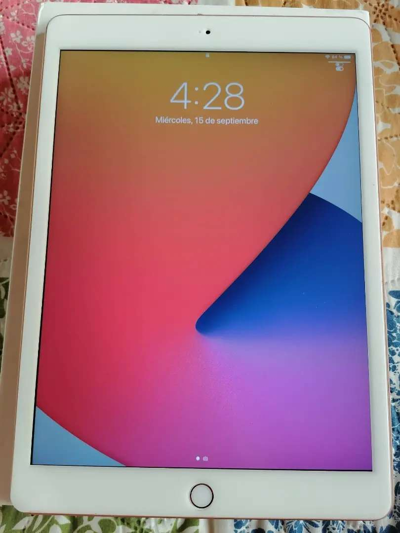 iPad Apple 7th Generation 10.2  128gb Gold Con 3gb De Ram