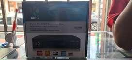 Sintonizador Digital TV ISDBT convertor box KING