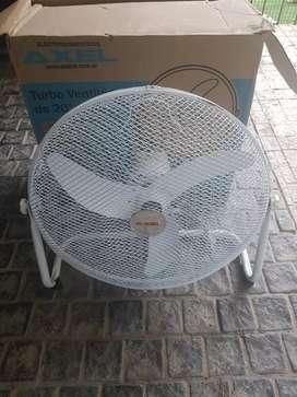 """Turbo ventilador 20"""" marca AXEL nuevo"""
