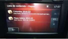 Actualizacion Media Nav mapas- Renault $15mil