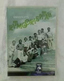 Orquesta ritmo oriental cd original salsa guaracha son montuno
