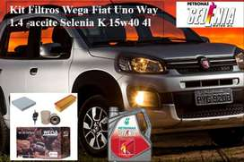 Kit LUBRICACION  Fiat Mobi Way Easy Motor 1.0 Original