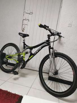 Vendó bicicleta Gw Dione 8.4 dé doblé suspensión