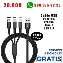 USB Triple