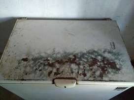 Freezer horizontal gama usado