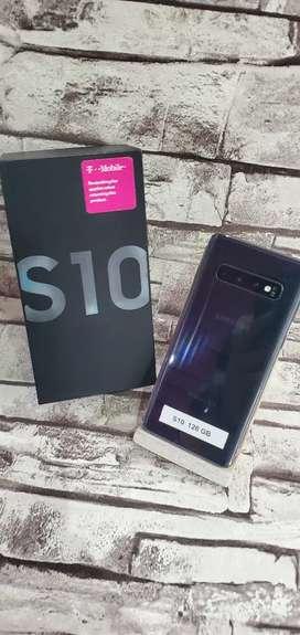 Samsung S10 Black versión Snapdragon Garantía