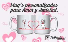 Mugs Amor y Amistad