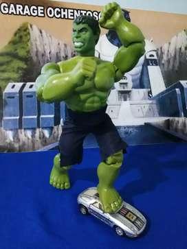 Figura Hulk 1978 original de Marvel